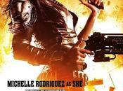 """""""Machete Kills"""", armata Michelle Rodriguez nuovo poster film"""