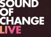 diretta concerto-evento ''The Sound Change''