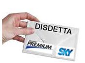 Come disdire l'abbonamento Mediaset Premium