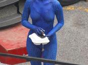 Graziosissima Jennifer Lawrence completo Mistica X-Men: Days Future Past