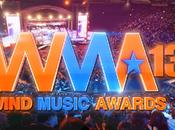 Wind Music Awards 2013: alle 20.30 diretta Carlo Conti Vanessa Incontrada premiano musica italiana
