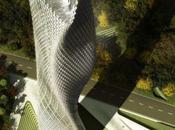Taiwan, nasce grattacielo vento
