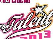 carrello pieno Musica, Danza tanti Talent approda Asti giugno 2013.