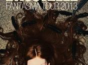 Baustelle: giugno 2013 riparte `Fantasma tour`.