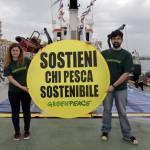 Greenpeace: 100mila barchette Bruxelles pesca sostenibile
