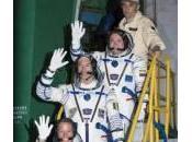 Luca Parmitano bordo della Soyuz: nello spazio primo italiano