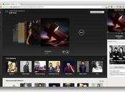 """funzione """"Scopri"""" Spotify inizia nuova scoprire musica"""