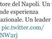 Napoli: arriva tweet Laurentis; Benitez nuovo allenatore ufficiale