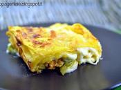 Lasagne senza uova zafferano, burrata, fiori zucca e... pazze idee