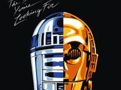 Mashup Daft Punk droni Star Wars