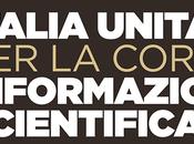 Italia unita corretta informazione scientifica: giugno 2013