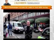 """tiscali.it """"l'alchimista tecnologico"""" series prodotta tiscali"""
