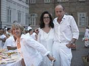 Flashmob... cena bianco Torino