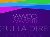 WWDC 2013 diretta Apple Black Giugno alle 18:°°