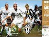 Parata stelle Sport l'amichevole benefica Real Madrid Juventus