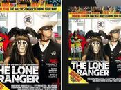 Total Film Magazine affida Lone Ranger copertina prossimo numero