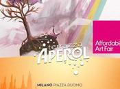 """""""Fantasy"""" Arianna Piazza alla Terrazza Aperol Milano"""