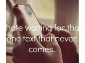 Perché risponde agli sms? Ecco motivo. L'amore tempo telefonino
