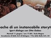 Martedi Igort dialoga Otto Gabos all'Accademia Belle Arti Bologna