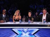 """stasera Cielo presenta esclusiva chiaro Factor Usa"""", giuria Britney Spears Demi Lovato"""