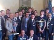 Basket: Manital Torino laurea. Campioni d'Italia dilettanti 2013.