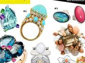 Cose amo: cocktail ring