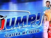 """Questa sera prima serata Canale secondo appuntamento """"Jump! Stasera tuffo"""""""