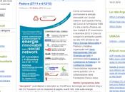 2012 Rassegna stampa Progetto Padova Sostenibile Responsabile