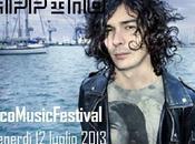 Panico Agropoli presenta III° edizione ECO/MUSIC Festival Andrea Appino, venerdì luglio 2013.