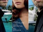 Justin Timberlake, Affleck Gemma Arterton bellissimo poster Runner, Runner