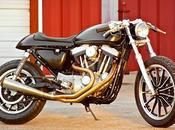 Flying Tiger XL1200 cafe racer
