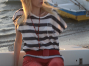 Nautical stripes trend 2013