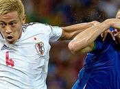 Confederations Cup, Italia Giappone Azzurri semifinale