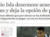 "Isla 'tradisce' Juve ""Inter ideale"