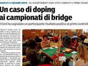 Giocatore Bridge positivo all'antidoping!