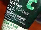 Review: Tree Cool Creamy Wash Body Shop