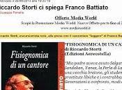 FISIOGNOMICA CANTORE: recensione Giuseppe Panella Musicalnews