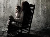 nuovo terrificante poster italiano L'Evocazione Conjuring