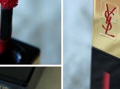 Yves Saint Laurent Rouge pour couture Vernis Lèvres