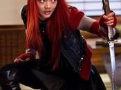 L'attrice giapponese Rila Fukushima Yukio nuovo artwork Wolverine: L'Immortale