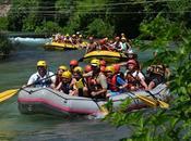 Rafting fiume Aniene
