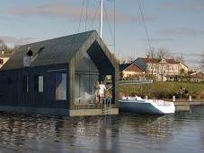 casa della settimana: Floating Barn
