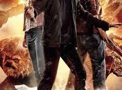 Percy Jackson dell'Olimpo: mare mostri, Poster ufficiale Trailer
