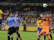 Brasile soffio sull'Uruguay finale