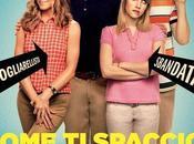 Jason Sudeikis Jennifer Aniston primo poster italiano Come Spaccio Famiglia
