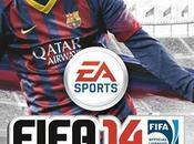 Fifa Messi evidenza nella copertina ufficiale