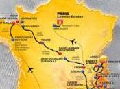 Tour France 2013: tappe l'elenco partenti