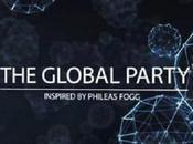 Global Party, party beneficenza grande mondo.
