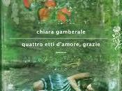 letto; etti d'amore, grazie Chiara Gamberale