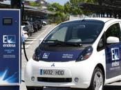 Malaga, prendi treno ricarichi (gratis) l'auto elettrica